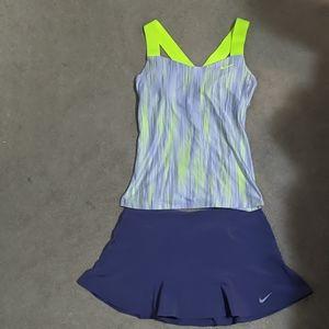 Nike tennis set